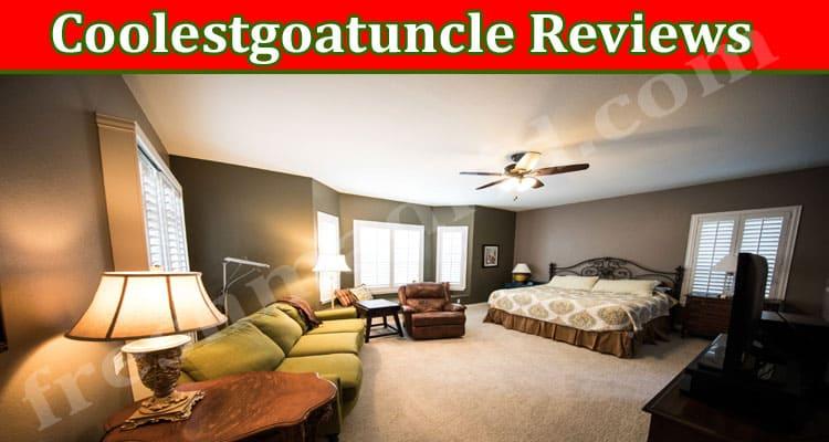 Coolestgoatuncle Online Website Reviews